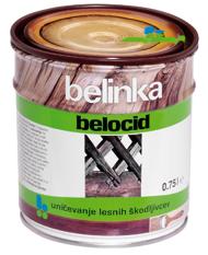 Belinka Belocid (Белинка Белоцид - защитное средство для древесины)