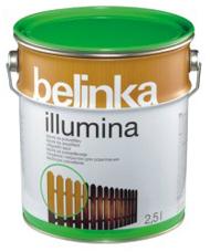 Belinka Illumina (Белинка Иллюмина - защитное средство для древесины)