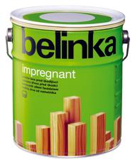 Belinka Impregnant (Белинка Импрегнант - средство для защиты древесины)