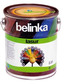 Belinka Lasur (Белинка Лазур - защитное средство для древесины)