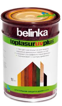 Belinka Toplasur UV Plus (Белинка Топлазур УФ Плюс - защитное средство для древесины)