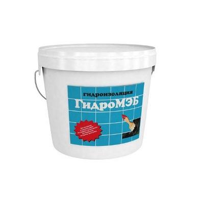 Гидроизоляционная битумно-полимерная мастика ГидроМЭБ